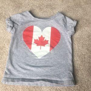 🧩8/$45🧩 Carter's Toddler Girl T-Shirt 2T
